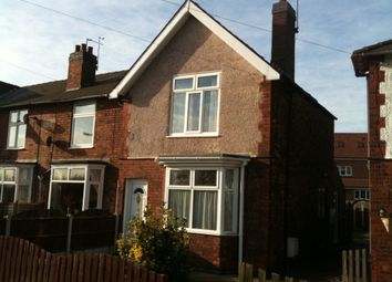 Thumbnail 2 bed end terrace house to rent in Newells Terrace, Misterton, Doncaster