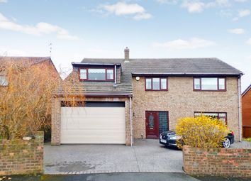 Thumbnail 5 bedroom detached house for sale in Springside, Sacriston, Durham
