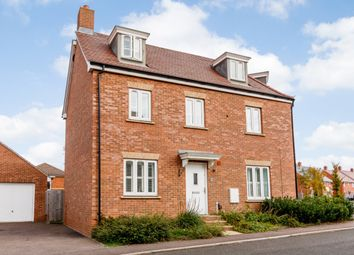 Thumbnail 4 bed terraced house for sale in 3 Marjoram Road, Hitchin, Central Bedfordshire