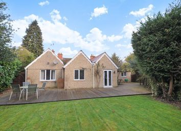 Thumbnail 3 bedroom detached bungalow for sale in Robertsfield, Thatcham