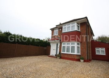 Thumbnail 3 bed detached house for sale in Hartland Close, Edgware, Greater London.
