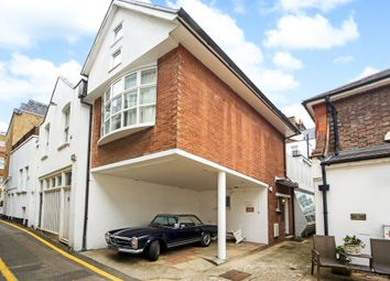 Thumbnail 3 bed detached house to rent in Gregory Place, Kensington, London
