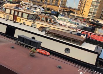 2 bed houseboat for sale in Limehouse Basin Marina, Limehouse E14