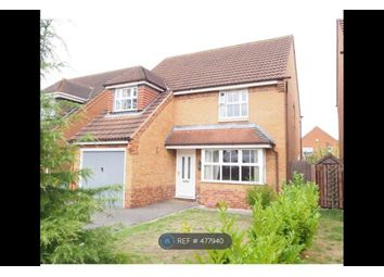 Thumbnail 4 bed detached house to rent in Pendeen Close, New Waltham, Grimsby