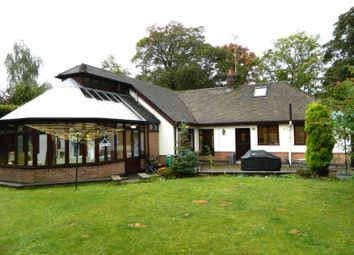 Thumbnail 5 bed detached bungalow for sale in Swithland Lane, Rothley, Leicester