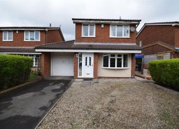 Thumbnail 3 bed detached house for sale in Riverway Close, Lostock Hall, Preston
