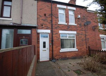 Thumbnail 2 bed terraced house for sale in Station Road, Camperdown, Newcastle Upon Tyne