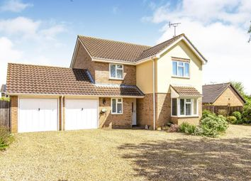 Thumbnail 4 bed detached house for sale in Lauras Close, Great Staughton, St. Neots, Cambridgeshire