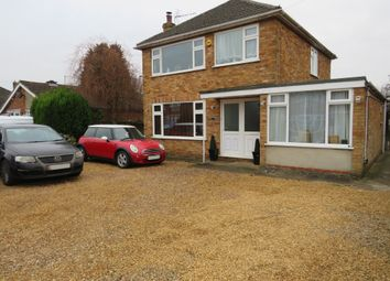 Thumbnail 4 bedroom detached house for sale in Wrights Lane, Sutton Bridge, Spalding