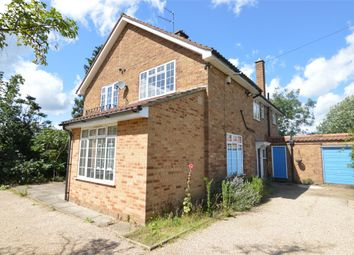 Thumbnail 5 bedroom detached house to rent in Churchgate, Cheshunt, Hertfordshire