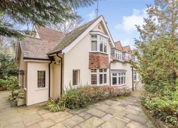Thumbnail 4 bed detached house for sale in Partingdale Lane, Mill Hill, London