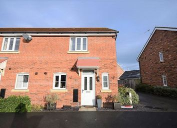 Thumbnail 2 bed terraced house for sale in 5 St Davids Mews, Crewe