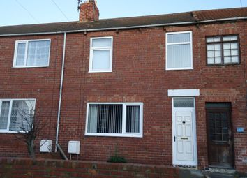 Thumbnail 2 bed terraced house to rent in North Seaton Road, Ashington, Northumberland