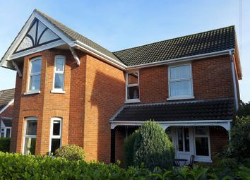 Thumbnail 3 bed detached house for sale in Victoria Road, Ferndown