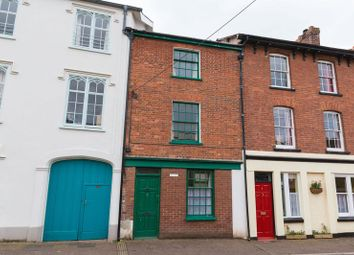 Thumbnail 3 bed terraced house for sale in Parliament Street, Crediton