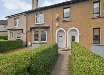 Thumbnail 2 bed terraced house for sale in Holmfauldhead Drive, Glasgow, Lanarkshire
