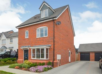 Thumbnail 4 bed detached house for sale in Ullswater Close, Northampton
