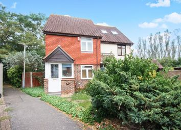 Thumbnail 2 bed semi-detached house for sale in Marsworth Close, Yeading, Hayes
