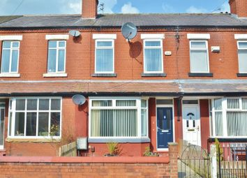 Thumbnail 2 bedroom terraced house for sale in Hayfield Road, Salford