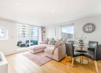 Thumbnail 2 bed flat for sale in Wards Wharf Approach, Royal Docks