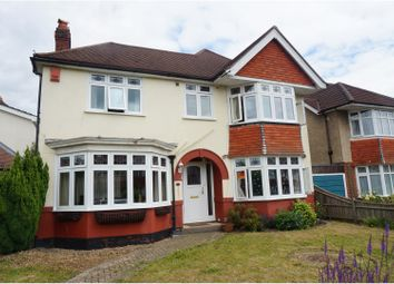 Thumbnail 3 bedroom detached house for sale in Shanklin Road, Upper Shirley, Southampton