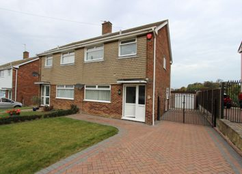 Thumbnail 3 bed semi-detached house for sale in Station Road, Walmer