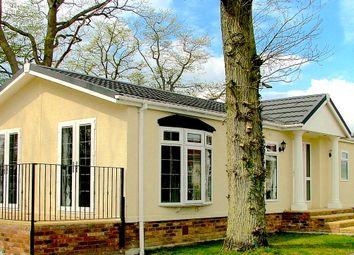 Thumbnail 2 bedroom detached bungalow for sale in Woodlands Country Park, Biddenden, Kent
