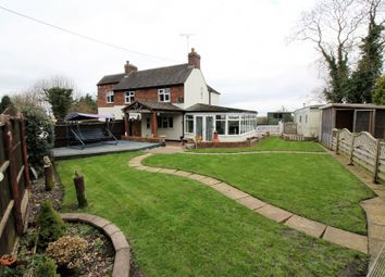 Thumbnail 4 bed cottage for sale in Hilton Lane, Shareshill, Wolverhampton
