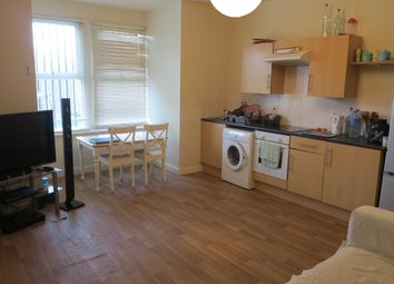 Thumbnail 1 bed flat to rent in Belvedere Avenue, Leeds
