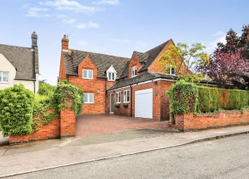 Thumbnail 5 bed detached house for sale in Cock Lane, Norton Juxta Twycross
