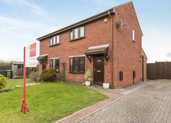 Thumbnail 2 bed semi-detached house for sale in Audlem Drive, Northwich, Cheshire, .