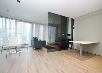 Thumbnail Studio to rent in Bezier Apartments, 91 City Road, London