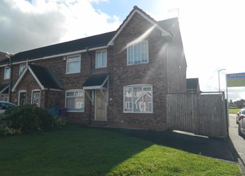 Thumbnail 3 bed end terrace house for sale in Turriff Road, Liverpool