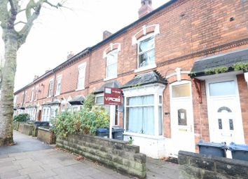 Thumbnail 3 bed terraced house for sale in Somerset Road, Handsworth
