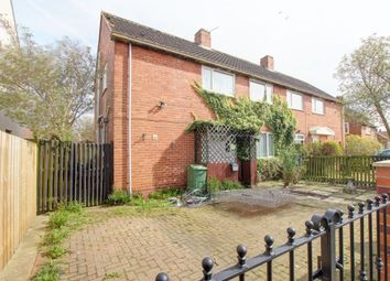 Thumbnail 3 bed semi-detached house for sale in Aycliffe Crescent, Gateshead