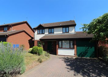 Thumbnail 4 bed detached house to rent in Woodridge Avenue, Allesley, Coventry