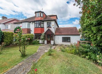 Thumbnail 4 bedroom semi-detached house for sale in Boundary Road, Carshalton