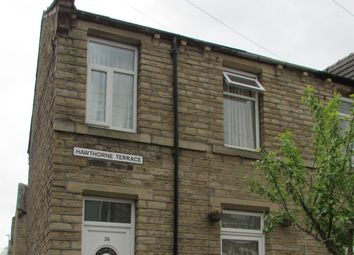 Thumbnail 3 bed end terrace house to rent in Hawthorne Terrace, Fartown, Huddersfield