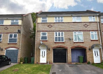 Thumbnail 3 bedroom end terrace house for sale in Garland Close, Exeter