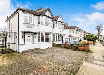 Thumbnail 3 bedroom semi-detached house for sale in Carlton Road, Gidea Park, Romford