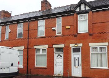 Thumbnail 2 bedroom terraced house for sale in Valencia Road, Salford