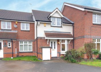 Thumbnail 2 bed terraced house for sale in Swallow Close, Basford, Nottingham