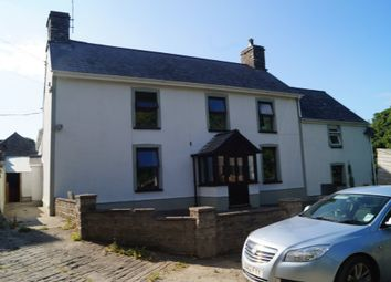 Thumbnail 5 bed farmhouse for sale in Eglwyswrw, Crymych
