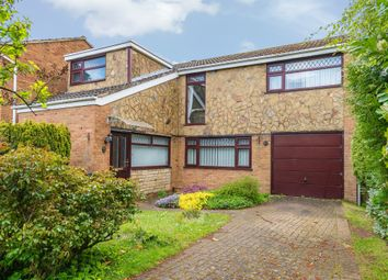 Thumbnail 4 bed detached house for sale in Shepherds Way, Uppingham, Oakham