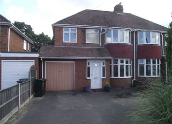 Thumbnail 4 bed semi-detached house for sale in Wyckham Road, Castle Bromwich, Birmingham