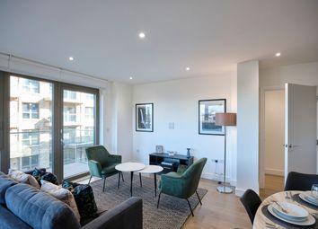 Thumbnail 3 bed flat for sale in Vallance Road, London