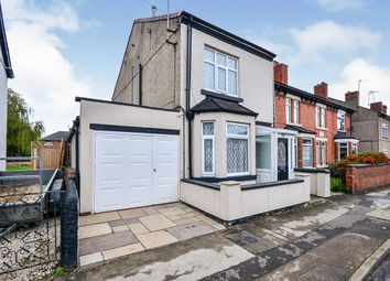 Thumbnail 3 bed detached house for sale in Vernon Road, Kirkby-In-Ashfield, Nottingham