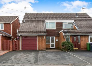 Thumbnail 3 bedroom semi-detached house for sale in Vineyard Road, Newport