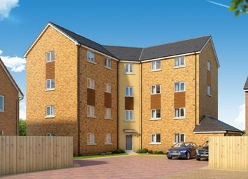 "Thumbnail 2 bedroom flat for sale in ""The Sheldon At Spirit Quarters Phase 4, Coventry"" at Winston Avenue, Coventry"