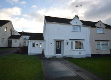 Thumbnail 3 bed semi-detached house for sale in Ghyll Road, Workington, Cumbria